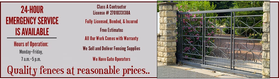 Russell Fence Co Inc 12 Photos Contractors 1639 W