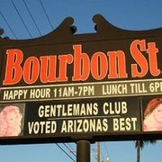 Bourbon street strip club phoenix