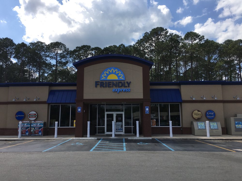 Friendly Express: 1811 South Georgia Pkwy, Waycross, GA