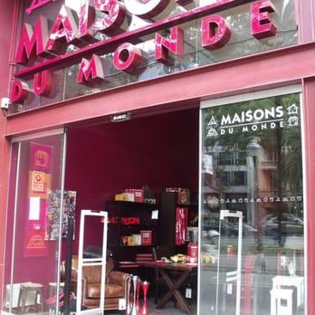 Maisons du monde tiendas de muebles avinguda diagonal 405 l 39 eixample barcelona n mero - Registro bienes muebles barcelona telefono ...