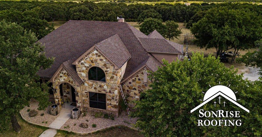Sonrise Roofing: 4901 Eldorado Dr, Wichita Falls, TX