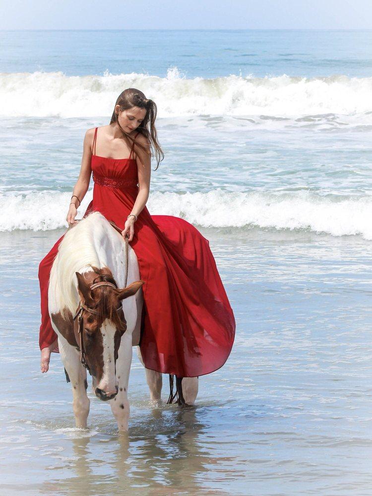Pony Land San Diego Beach Rides