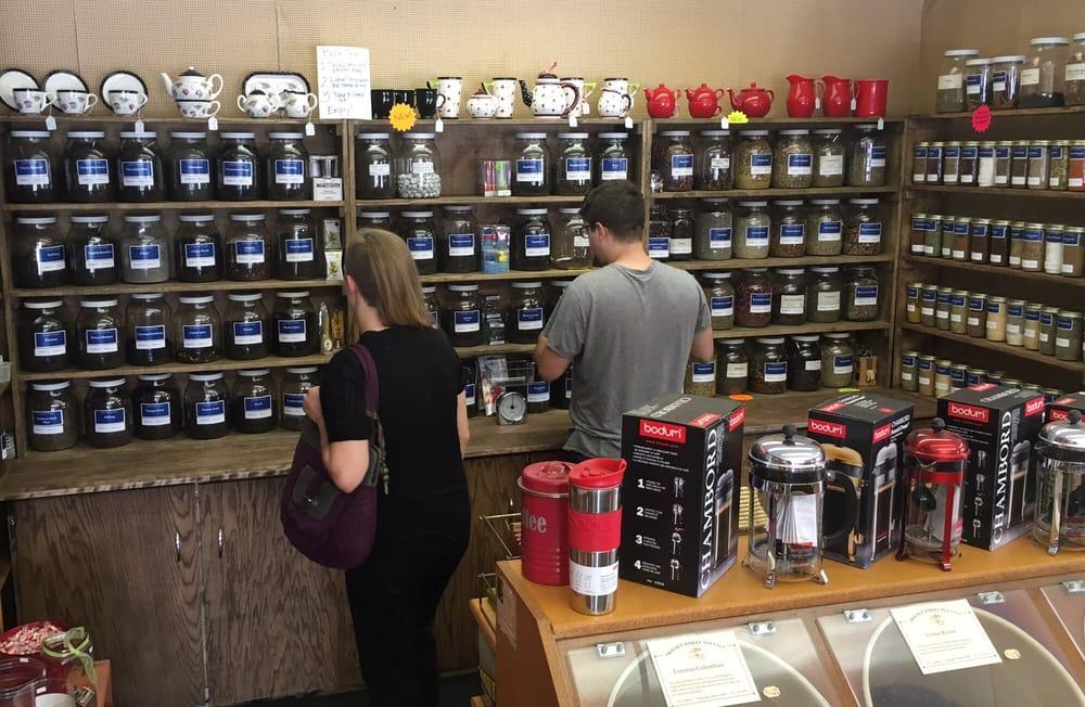 Walnut Street Tea: 115 S Walnut St, Champaign, IL