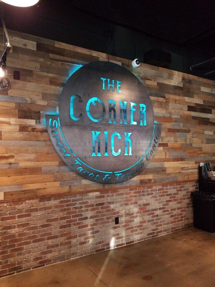 The Corner Kick Street Tacos & Tequila Cantina: 16274 Evans Plz, Omaha, NE