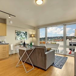 Photo Of 708 Uptown Apartments   Seattle, WA, United States. One Bedroom  Apartment