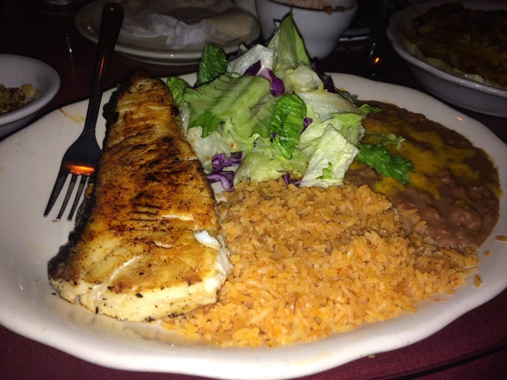 Fish plate yum yelp for Mexican fish dishes