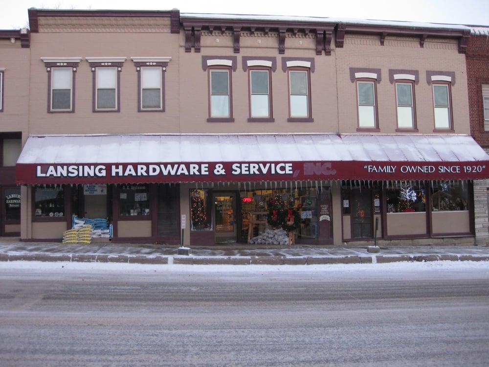 Lansing Hardware & Service: 238 Main St, Lansing, IA