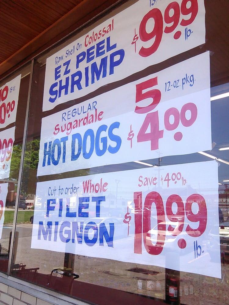 Kuhn's Market: 661 Lincoln Ave, Bellevue, PA