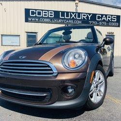 Cobb Luxury Cars >> Cobb Luxury Cars 1400 Atlanta Rd Se Marietta Ga 2019