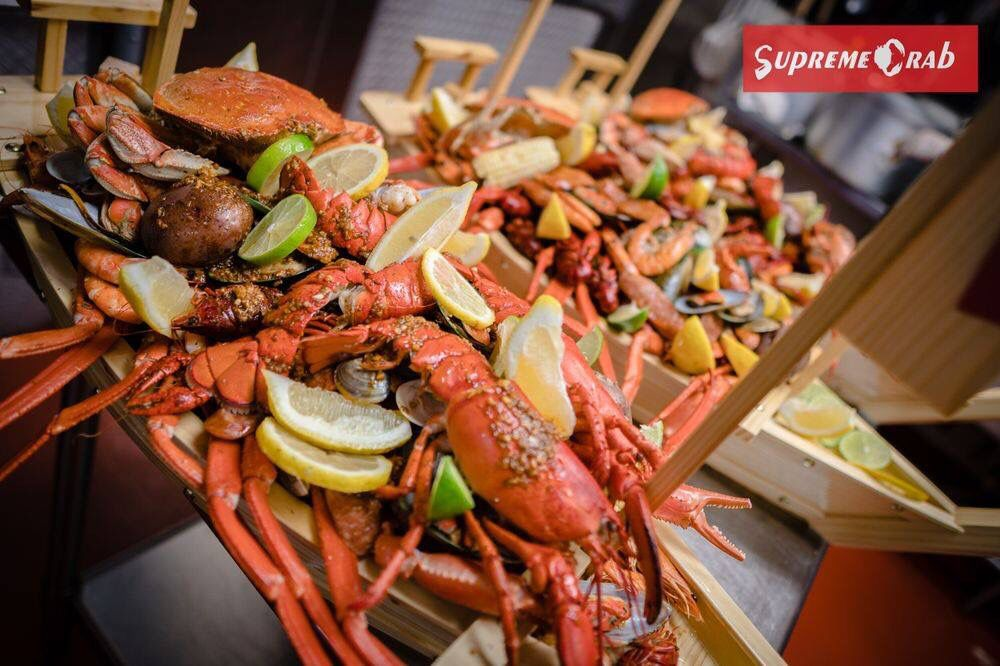 Supreme Crab