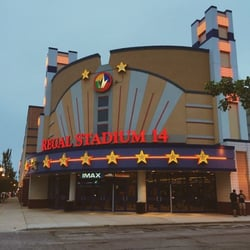 Movie Showtimes and Movie Tickets for Regal Dickson City Stadium 14 & IMAX located at Commerce Blvd, Dickson City, PA.