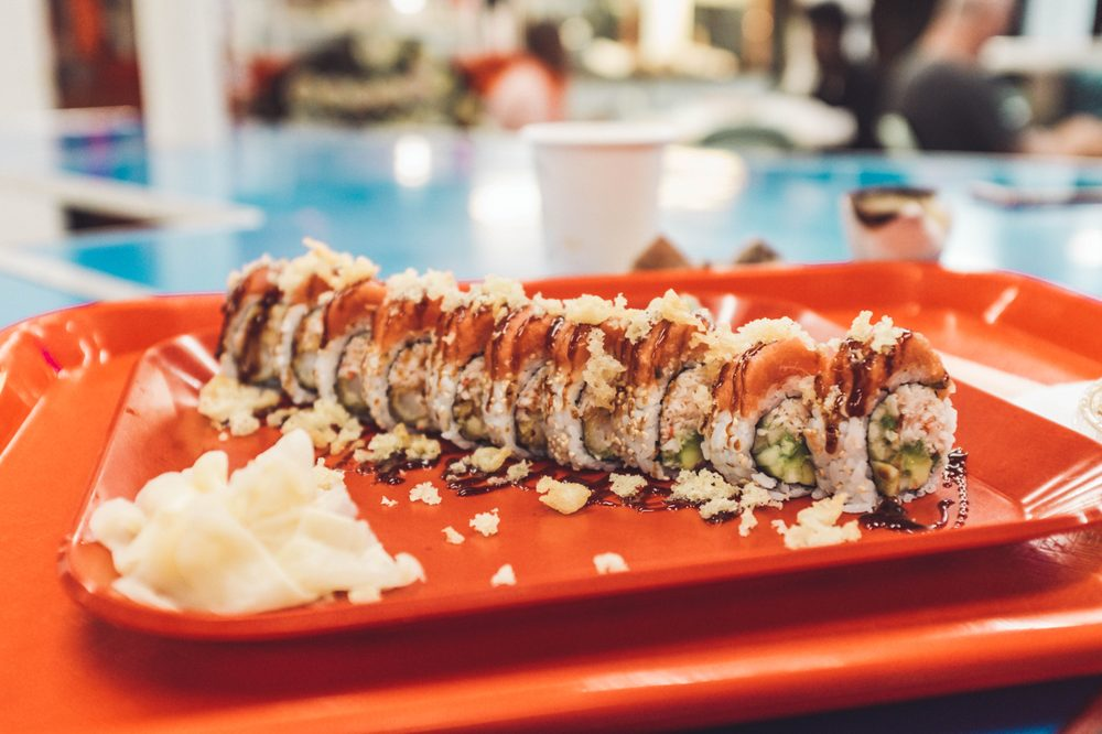 Sushi A Go Go