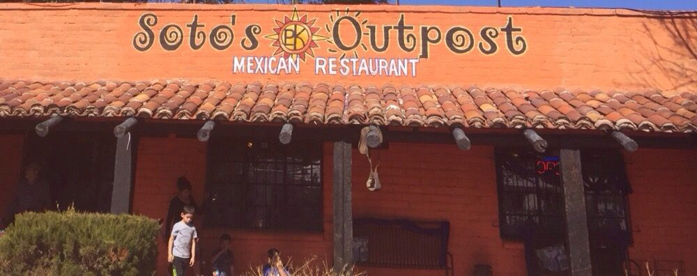 Photo of Soto's PK Outpost - Tubac, AZ, United States. Charming interior/exterior