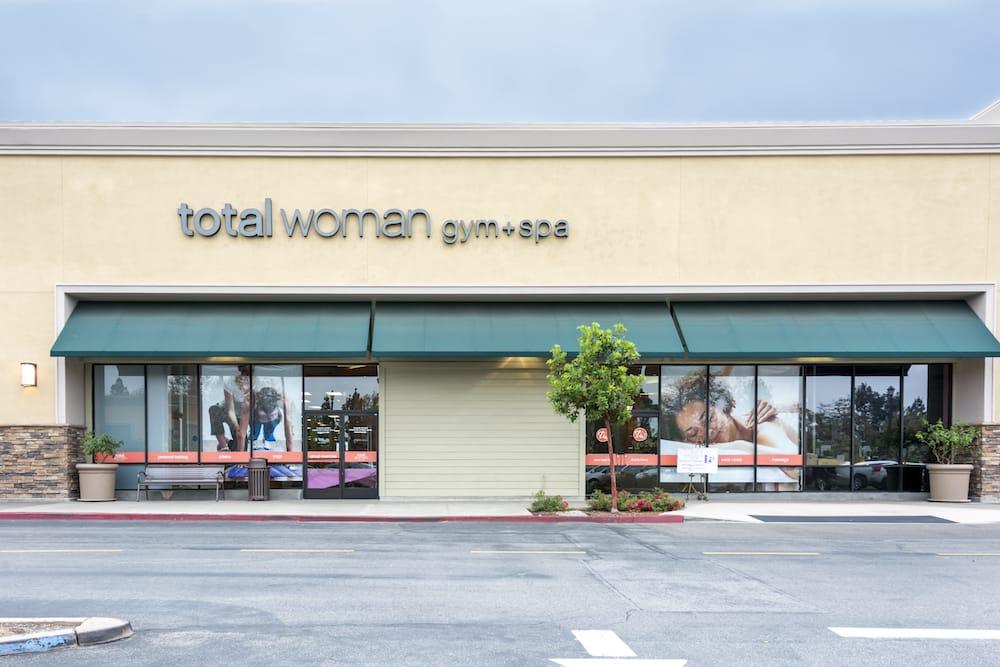 Total Woman Gym + Spa - Irvine