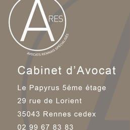 Cabinet D Avocat Ares 12 Photos Employment Law 29 Rue De