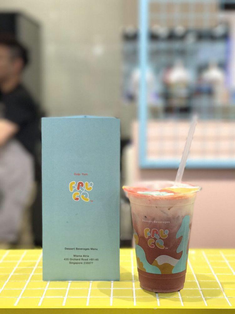 Fruce Singapore