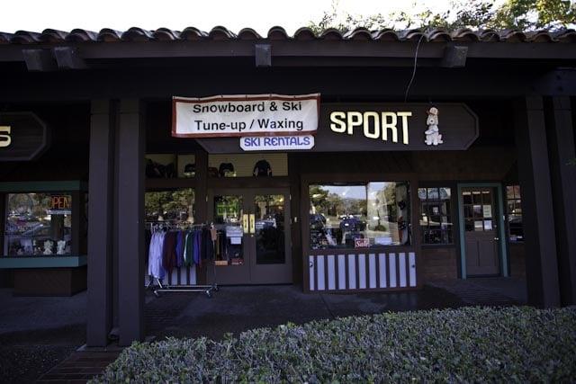 Sonoma Sport: 201 W Napa St, Sonoma, CA