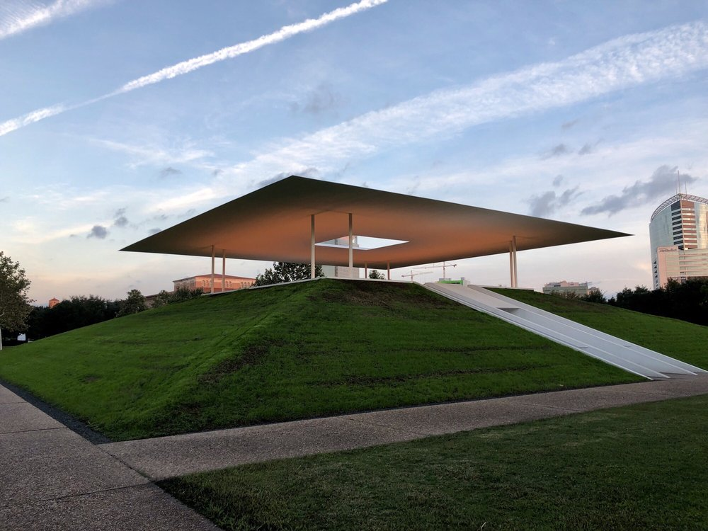 Twilight Epiphany Skyspace by James Turrell
