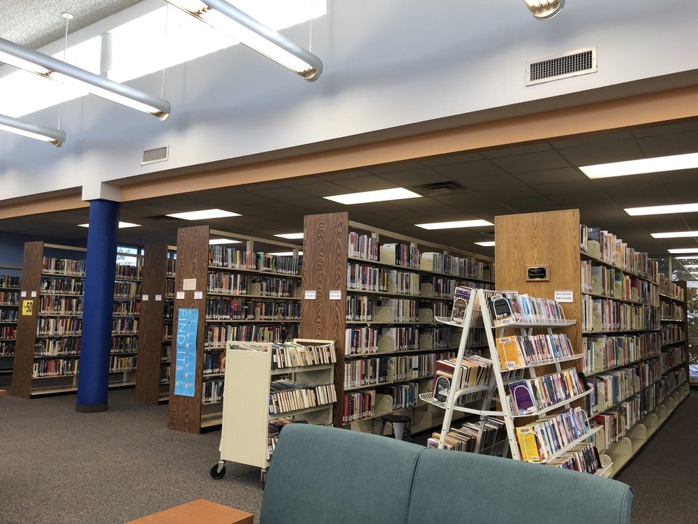 Brook Hollow Library