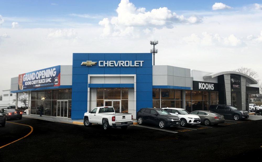 Koons Clarksville Chevrolet Buick GMC - 12421 Auto Dr