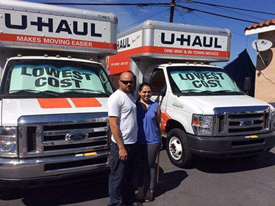 U-Haul Neighborhood Dealer: 645 Glendora Av, La Puente, CA