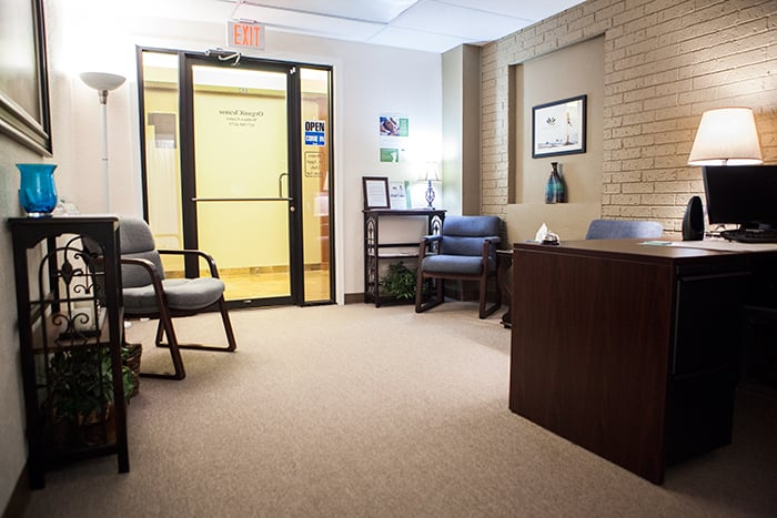 OrganiCleanse Wellness Center: 7505 Glenview Dr, North Richland Hills, TX