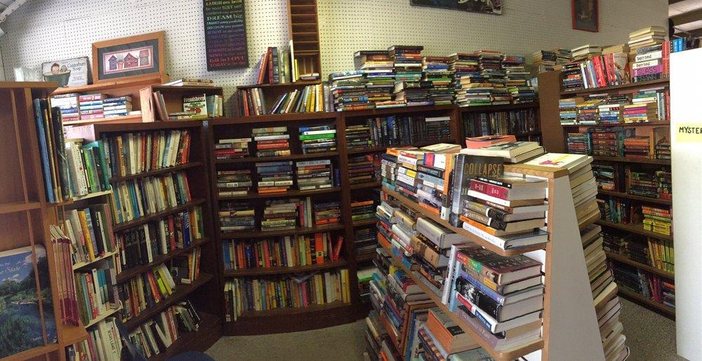 Sam's Books: 180 Race Track Rd N, Oldsmar, FL