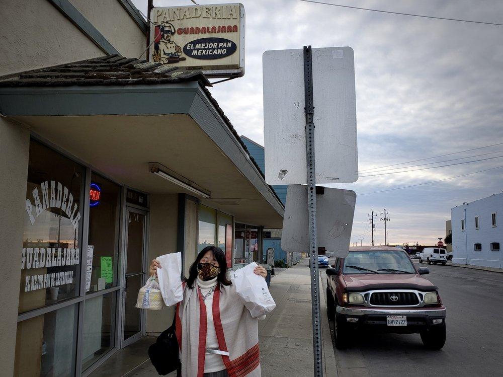 Guadalajara Bakery: 11050 Preston St, Castroville, CA