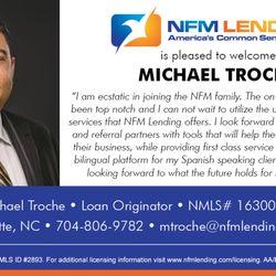 Michael Troche Nfm Lending Mortgage Brokers 3440 Toringdon Way