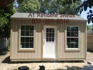 Garden Sheds Houston a1 reliable sheds - contractors - downtown, houston, tx - phone