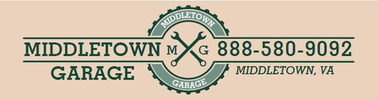 Middletown Garage: 7599 Main St, Middletown, VA