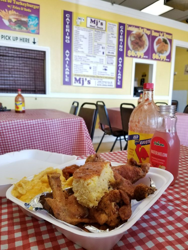 Marjoe's Soul Food and Grill: 17531 S Central Ave, Carson, CA