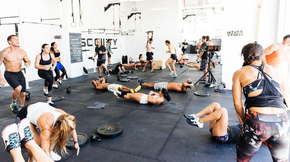 Society Fitness