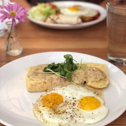 Photo of Farm & Table - Albuquerque, NM, United States. Biscuits and gravy