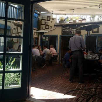 Wonderful Photo Of The Courtyard Kitchen   Santa Monica, CA, United States. Patio