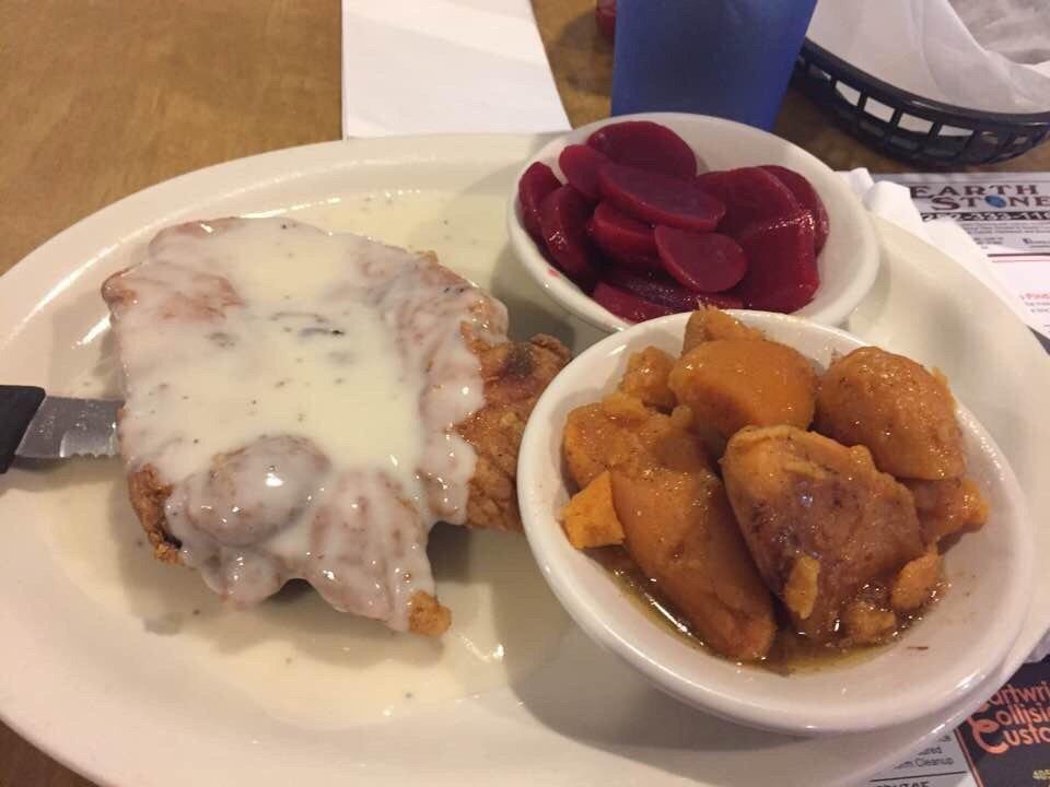 Track 1 Restaurant: 143 US Highway 158 W, Camden, NC