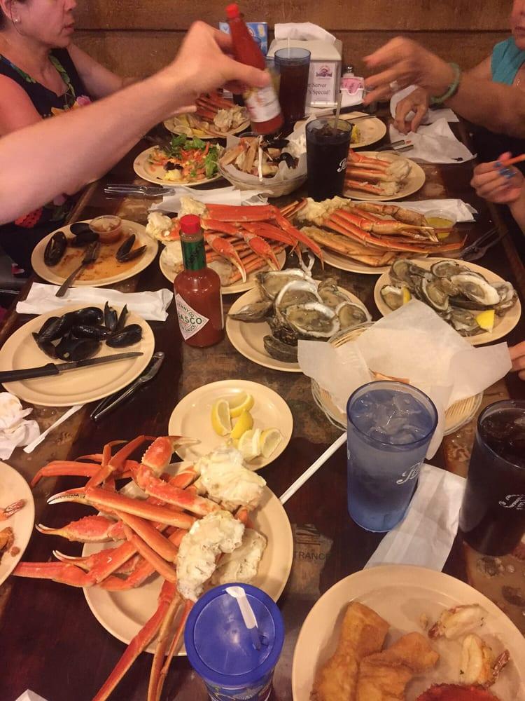Myrtle Beach Seafood Restaurant With Mermaids