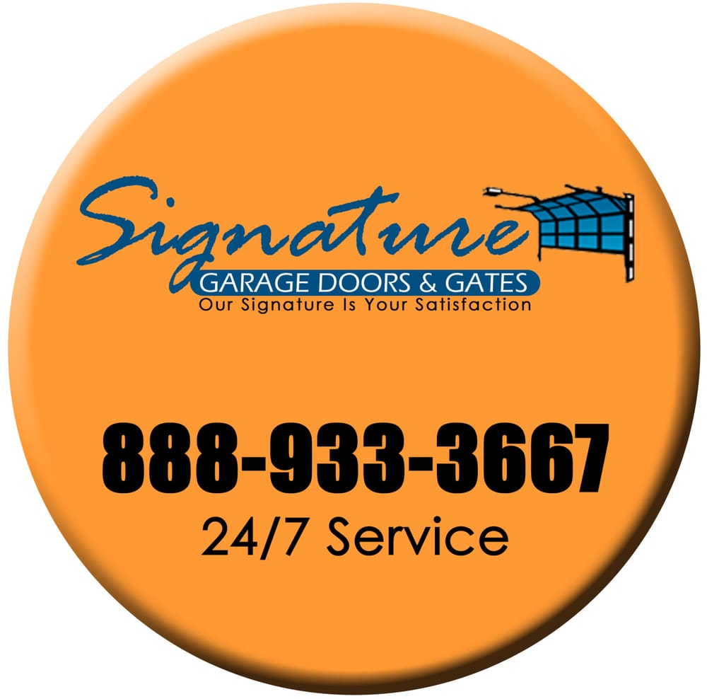 Signature garage doors gate repair 14 billeder for Garage door repair thousand oaks