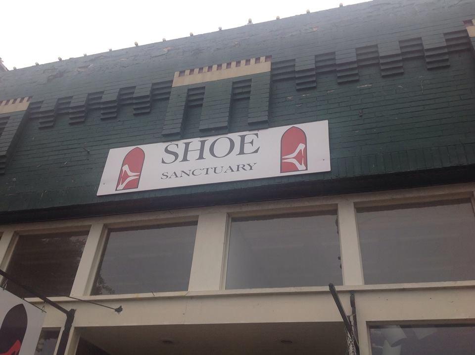 Shoe Sanctuary: 534 Broad St, Gadsden, AL