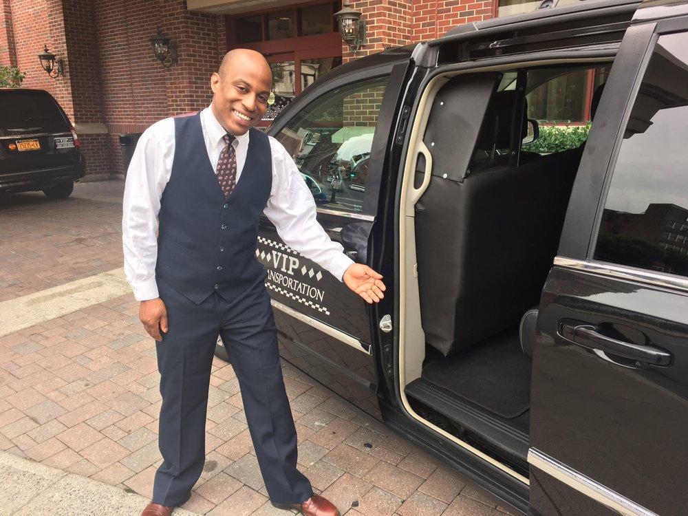 VIP Transportation: Albany, NY
