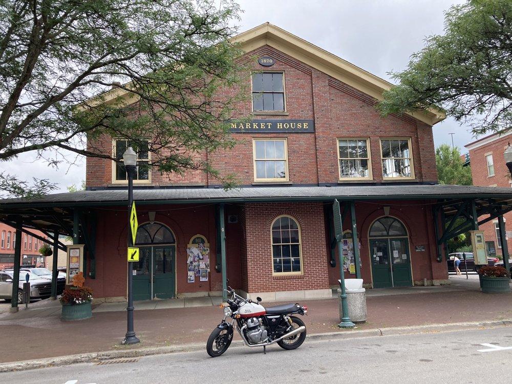 Meadville Market House: 910 Market St, Meadville, PA