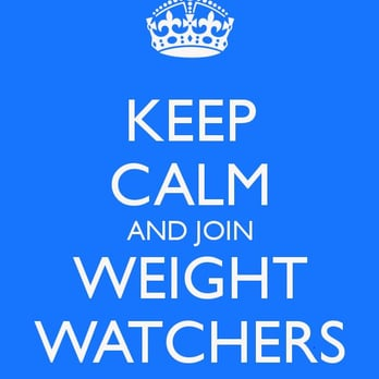 Weight watchers meeting st helens