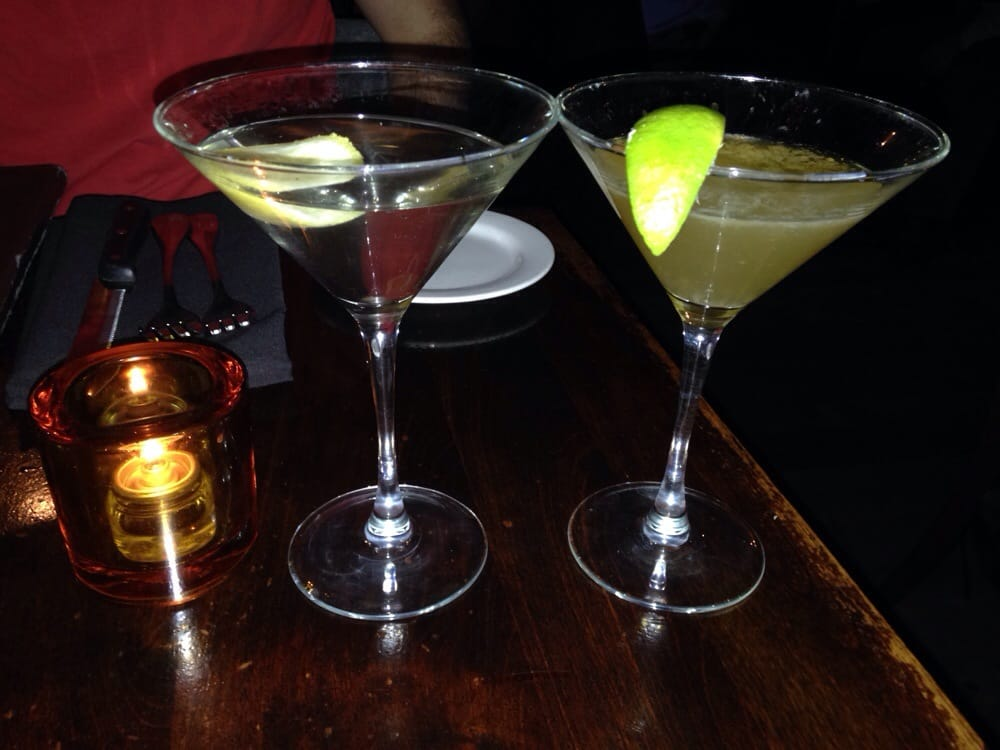 Martinis try the olazzo or brooklyn yelp for Italian kitchen silver spring maryland