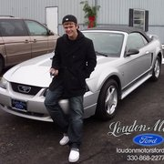 Photo Of Loudon Motors Ford Minerva Oh United States