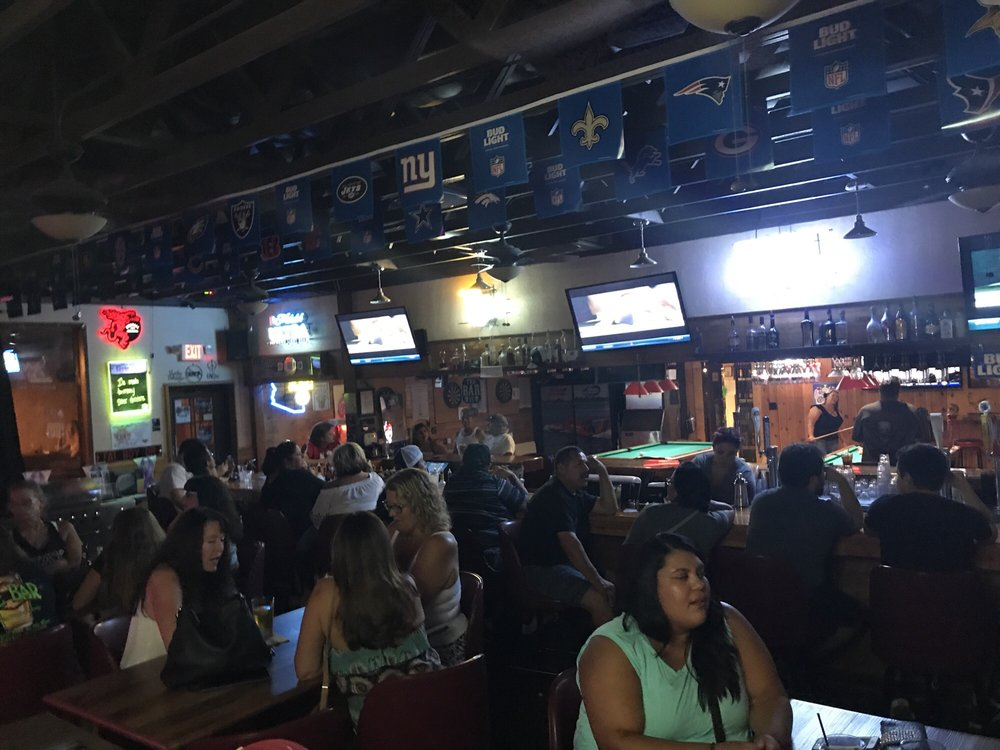 The Bar: 10172 Riverside Dr, Parker, AZ