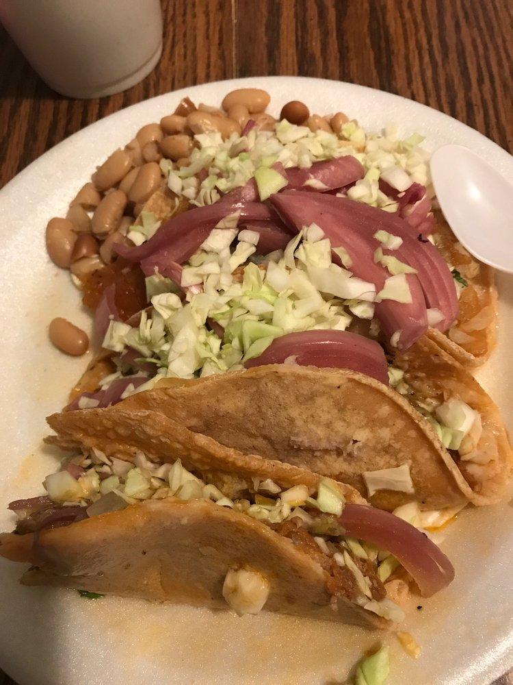 Marco's Restaurant: 106 W Main, Westmorland, CA