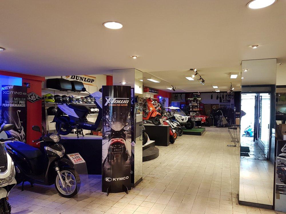 Eurobike motordealers chauss e de helmet 150 helmet - Garage chaussee de bruxelles dampremy ...