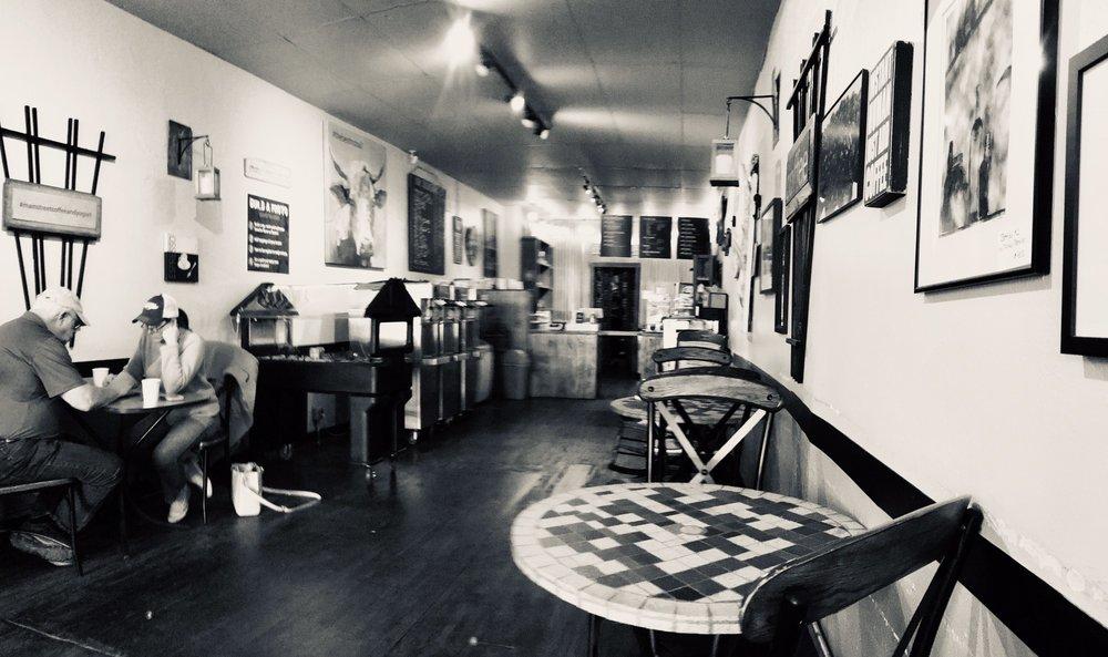 Main Street Coffee & Yogurt: 26 E Main St, Franklin, NC