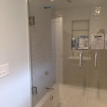 Modern of Oasis Shower Doors Weymouth MA United States Hinges are darker - Awesome frameless glass shower doors cost Modern