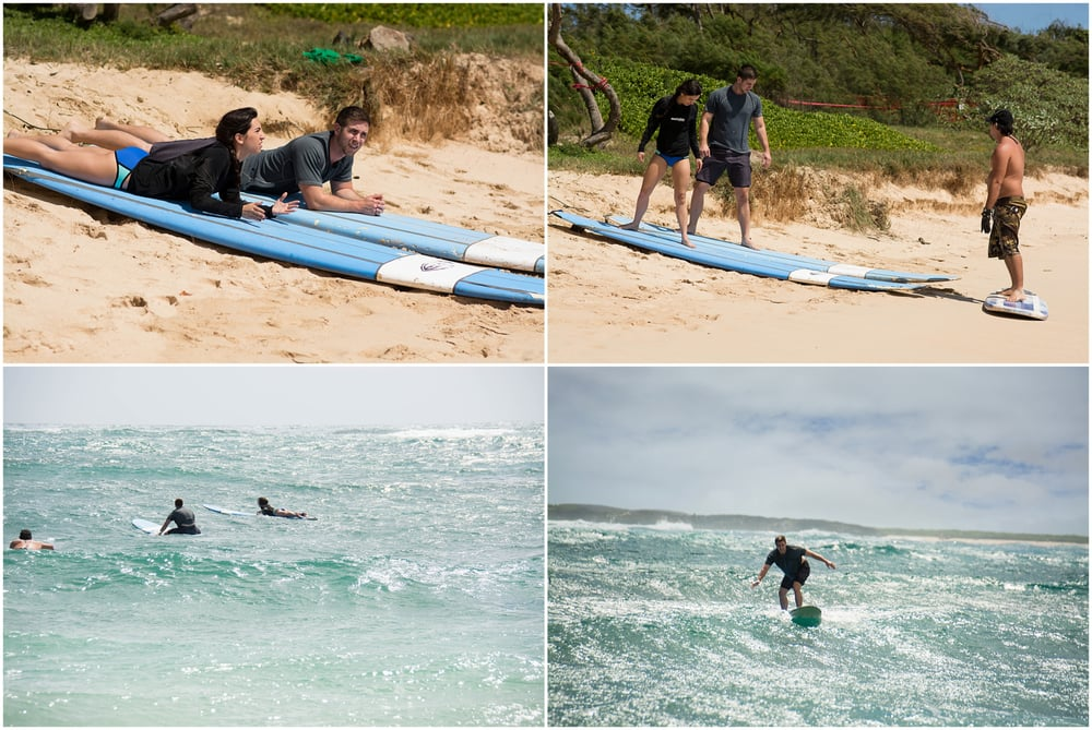Social Spots from Oahu Surf Lessons